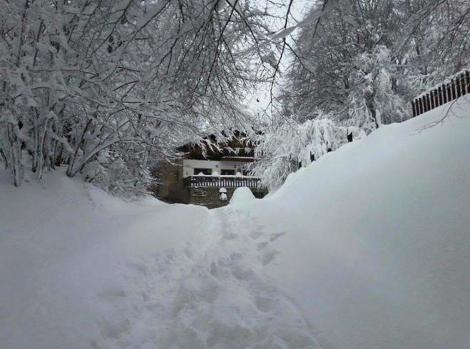 Сицилия страдает от снегопадов