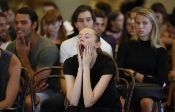 Итальянские ученые установили интересный факт: женщины зевают чаще мужчин