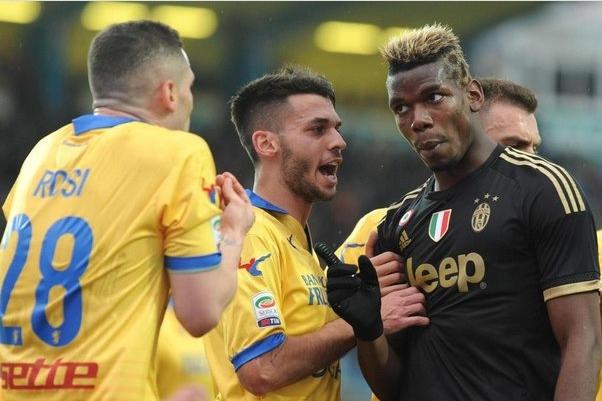 «Ювентус» победил еще одного дебютанта «Фрозиноне» - 2:0