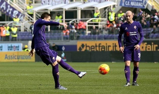 «Фиорентина» победила «Торино» - 2:0