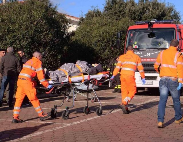 70 человек ранены во время лобового столкновения трамваев на Сардинии