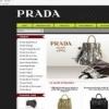 Француженка продавала фальшивые товары Prada на поддельном сайте
