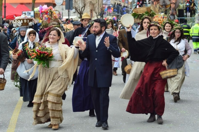 Путиньяно, карнавал