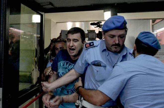 Экстрадиция скандального одессита Игоря Маркова
