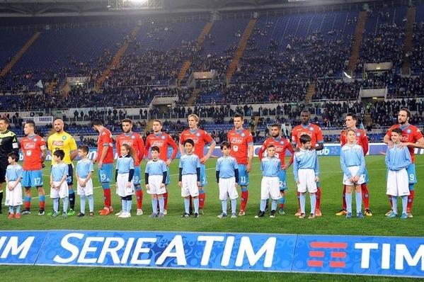 Беспроблемная победа ФК«Наполи» в столице Италии