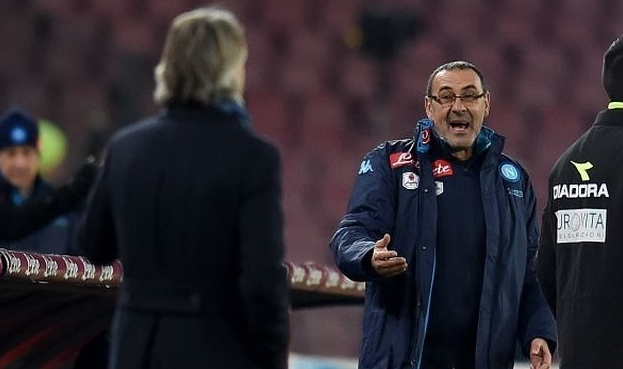 - Сарри – гомофоб, цитирует наставника «Интера» Роберто Манчини Football Italia