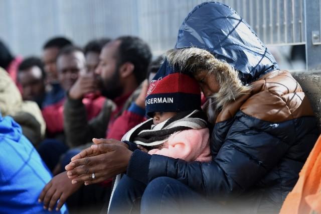 Италия истратила на мигрантов свыше 1 миллиарда евро за прошлый год
