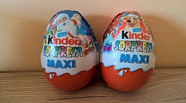 В Италии ребенок обнаружил таблетки вместо игрушки в шоколадном яйце Kinder Surprise