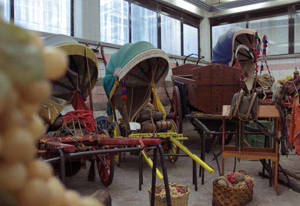 Дети смогут увидеть музей карет в Риме