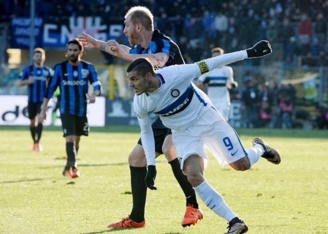 Второй матч подряд не может выиграть недавний лидер «Интер»