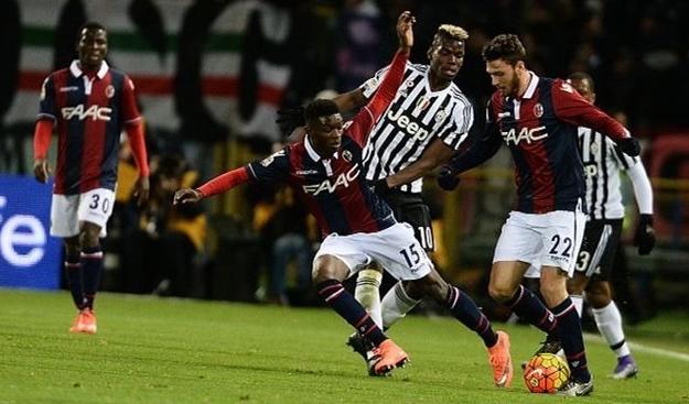 «Ювентус» сыграл нулевую ничью в Болонье
