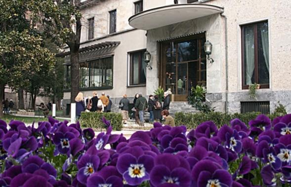 И снова в Милане «Дыхание весны»
