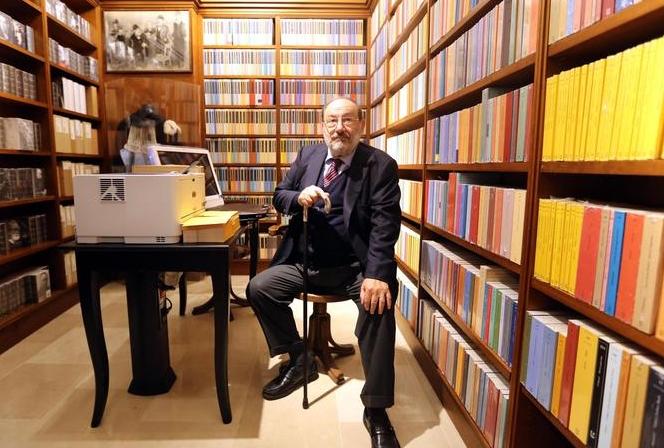 Последняя книга Умберто Эко увидит мир в мае 2016 года