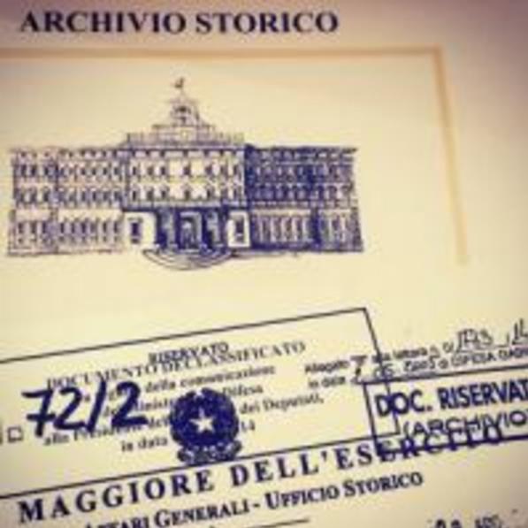 В Италии обнародованы секретные документы преступлений нацистов против гражданских лиц