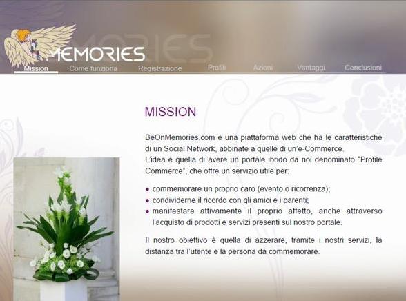 Рафаэлле Соллечито создает социальную сеть для покойников