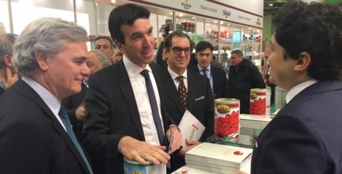 Кабмин Италии отметил позитивные перемены в вопросе санкций