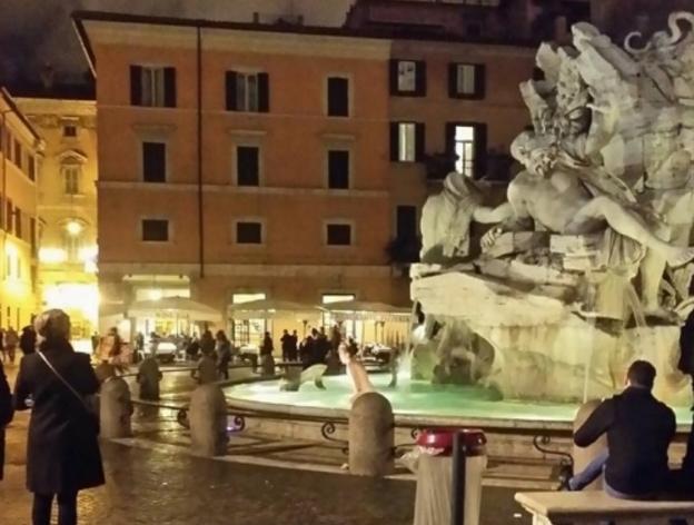 Искупаться в фонтанах Рима – не лучшее решение