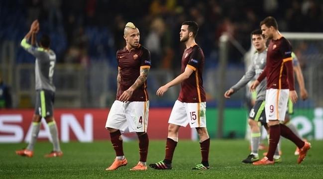 «Рома» пошла вперед