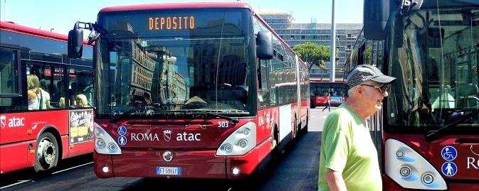 200 евро за безбилетный проезд в городском транспорте Рима