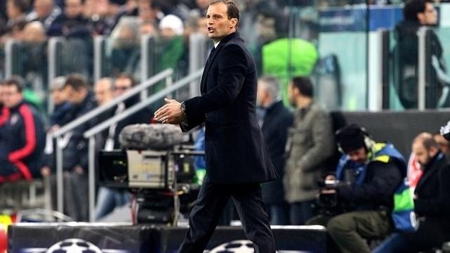 Массимилиано Аллегри, главный тренер «Ювентуса»