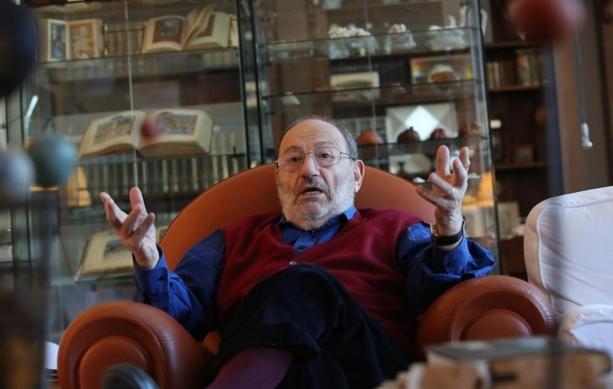 На 84-м году жизни скончался писатель Умберто Эко