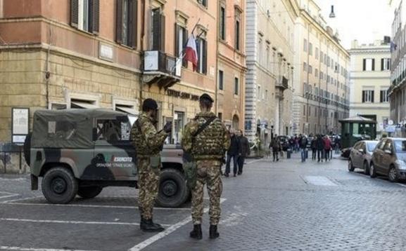Риск теракта в Италии очень высок