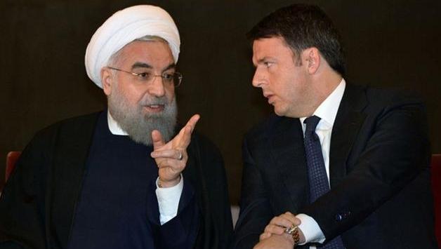 Маттео Ренци едет в Иран