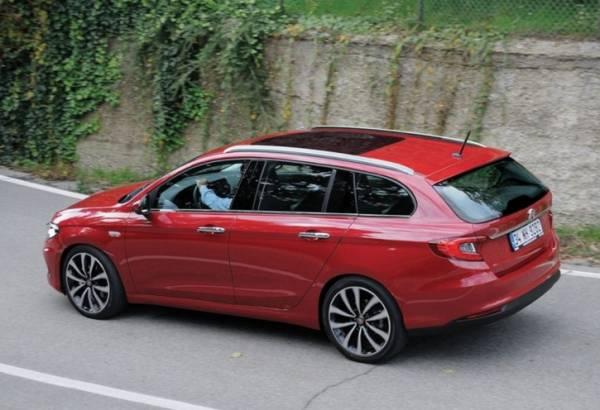 Fiat проводит последние тесты новинки Tipo перед запуском