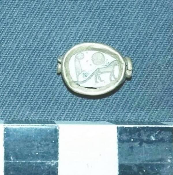 Недалеко от Рима найдена гробница этрусской «принцессы»