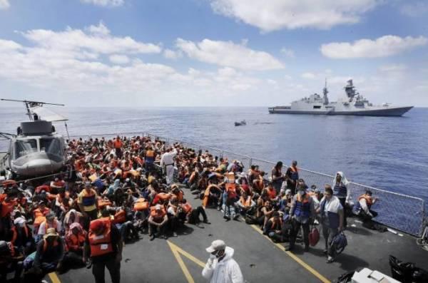 Италия: Спасено две тысячи жизней за 24 часа