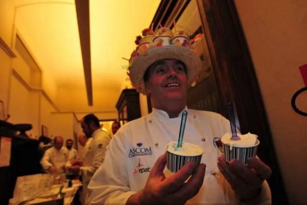 Турин: Праздник мороженого «Gelato a primavera»