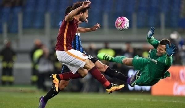 «Рома» сумела отыграться лишь к 84-й минуте