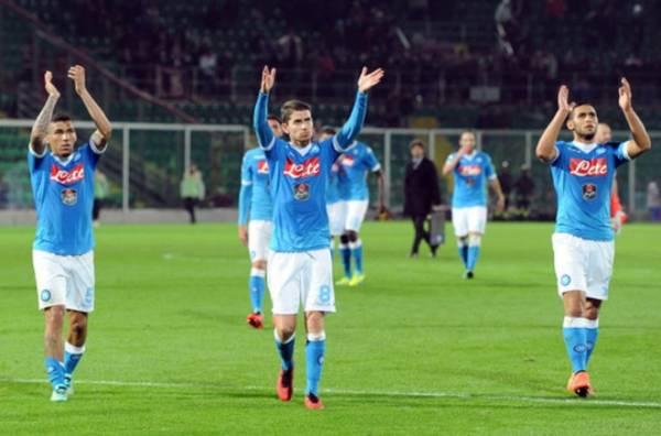 «Наполи» одерживает 19-ю победу в 29-ти матчах Серии А
