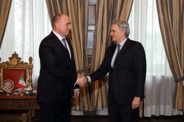 Цена сотрудничества Италии и России – 800 млн долларов
