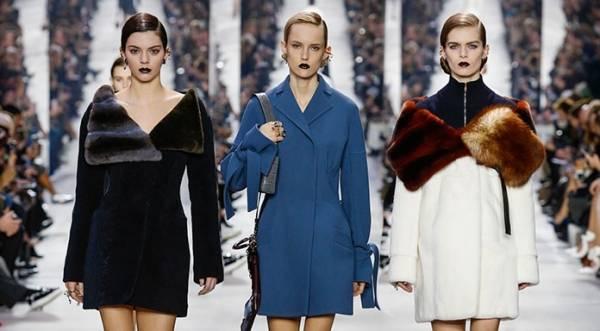 Последняя коллекция от Dior без Рафа Симонса