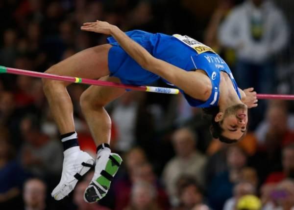Итальянский прыгун в высоту – чемпион мира!