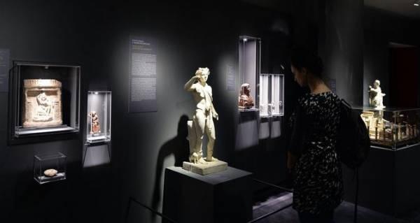 В Египетский музей Турина прибыла первая кратковременная выставка