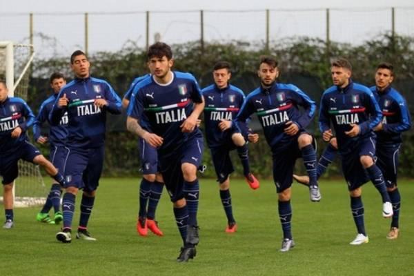Два футболиста ФК «Наполи» вызваны в национальную сборную Италии