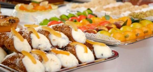 Павия: Фестиваль сицилийской кухни