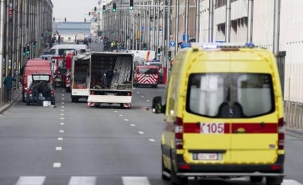 Трое итальянцев получили ранения во время терактов в Бельгии