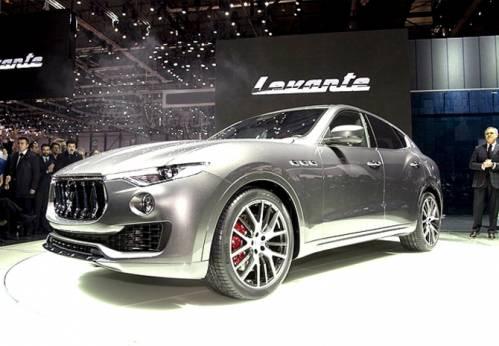 �������� Maserati �������� ���� ���� ������ ��������� Levante