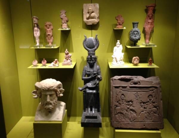 Нил в Помпеях