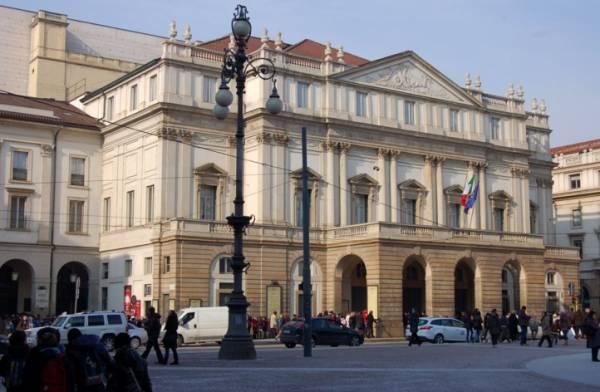 Новые экскурсии в музее «La Scala»