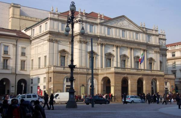 ����� ��������� � ����� �La Scala�
