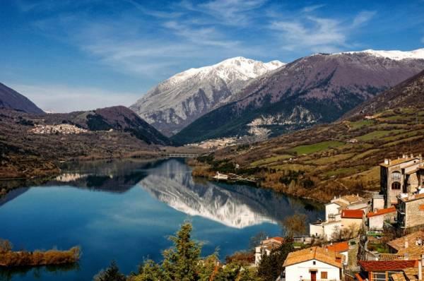 Абруццо – одно из лучших мест для жизни на пенсии во всем мире