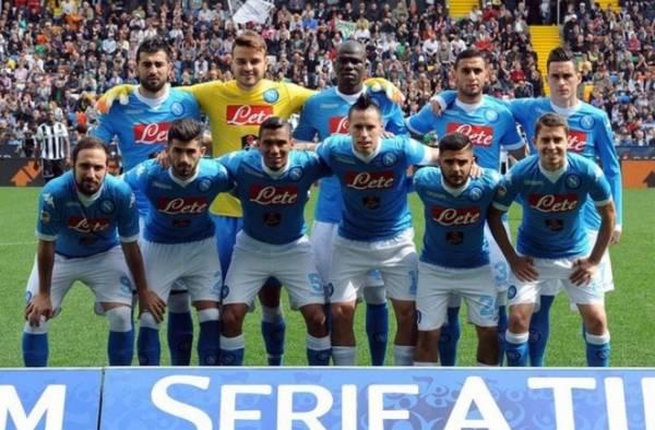 Неожиданное поражение ФК «Наполи», которое может стать фатальным в бор