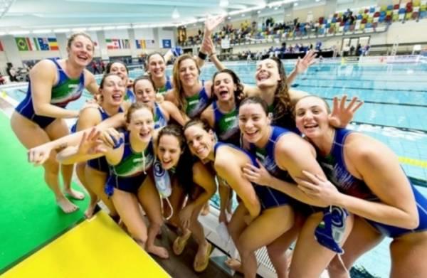 Женская сборная Италии добывает путевку на Олимпиаду