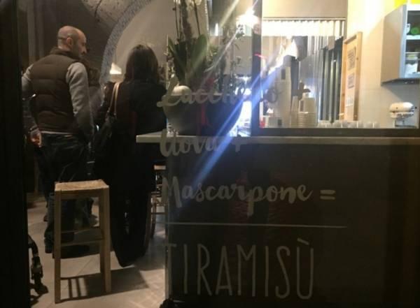 В Риме открылся рай для любителей тирамису
