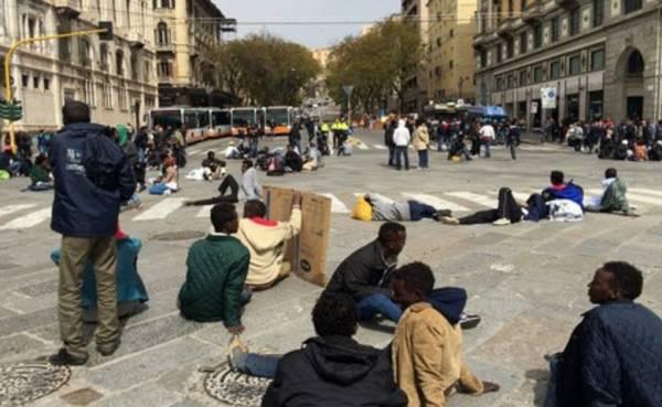 Итальянский остров попал в британские антимигрантские заголовки