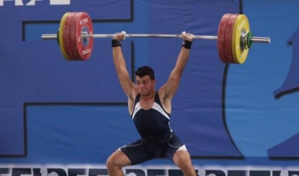 19-летний Антонио Пиццолато (весовая категория 85кг)